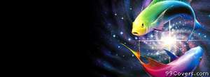 space fish Facebook Cover Photo
