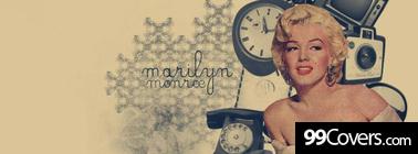 marilyn monroe hot photos Facebook Cover Photo