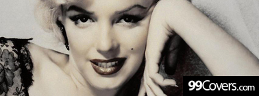 marilyn monroe hot covers Facebook Cover Photo
