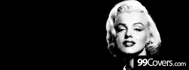 marilyn monroe picture Facebook Cover Photo