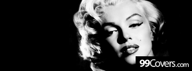 marilyn monroe timeline pics Facebook Cover Photo