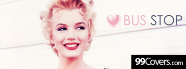 marilyn monroe pic Facebook Cover Photo
