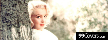 pics of marilyn monroe Facebook Cover Photo