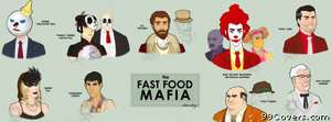 the fast food mafia Facebook Cover Photo