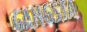 gangsta bling Facebook Cover