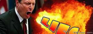 al gore Facebook Cover Photo