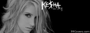 kesha Facebook Cover Photo
