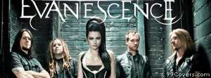 evanescence Facebook Cover Photo