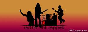 Red Hot Chili Peppers Facebook Cover Photo