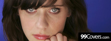covers of zooey deschanel Facebook Cover Photo