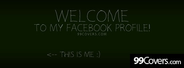 this is me Facebook Cover Photo