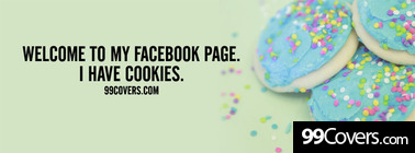 i have cookies Facebook Cover Photo