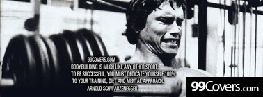 arnold schwarzenegger bodybuilding is much like an Facebook Cover Photo