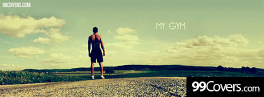 my gym Facebook Cover Photo