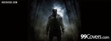 Jason Voorhees Facebook Cover Photo