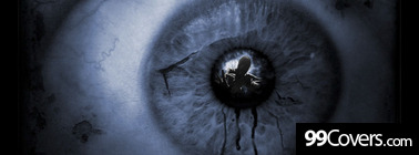 scary eyeball Facebook Cover Photo