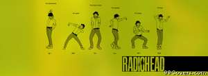radiohead Facebook Cover Photo