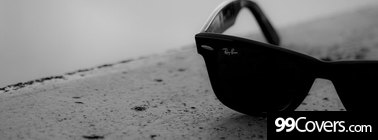 Ray bans Facebook Cover Photo