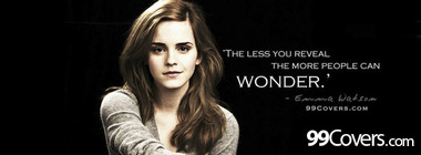 emma watson fb cover Facebook Cover Photo
