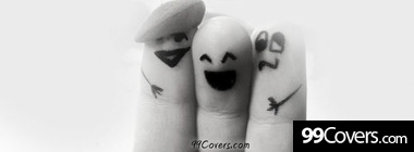 finger friends covers for fb timeline Facebook Cover Photo