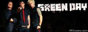 green day Facebook Cover Photo