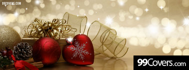 christmas love Facebook Cover Photo