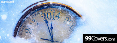 new years eve 2014 Facebook Cover Photo