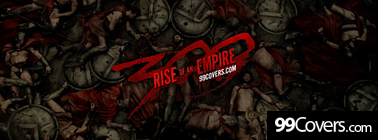 300  Rise of an Empire movie Facebook Cover Photo