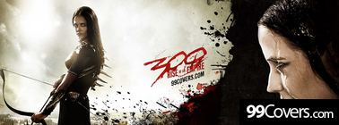 300  Rise of an Empire Facebook Cover Photo