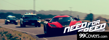 need for speed hot pursuit Facebook Cover Photo