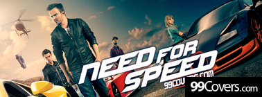 need for speed 2014 movie Facebook Cover Photo