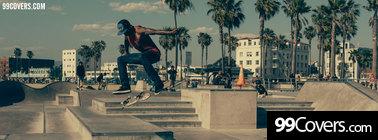 skateboarding Facebook Cover Photo