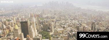city scape Facebook Cover Photo