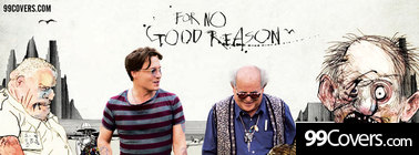 For No Good Reason movie Facebook Cover Photo