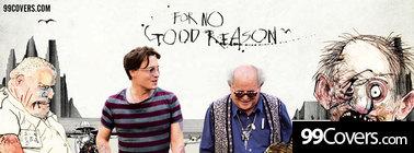 For No Good Reason movie Facebook Cover Photo