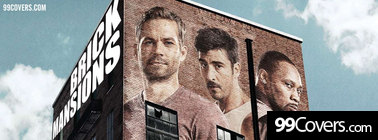 brick mansions Facebook Cover