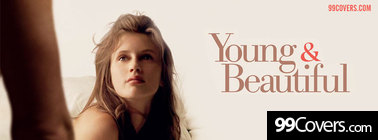 Young & Beautiful  Facebook Cover