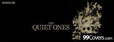 the quiet ones Facebook Cover Photo