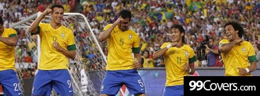 Brazil National Team Facebook Cover Photo
