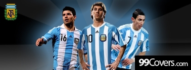 Argentina National Team  Facebook Cover Photo