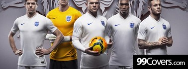 England Football Team 2014 Facebook Cover