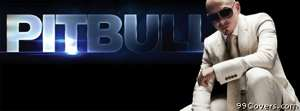 pitbull Facebook Cover Photo