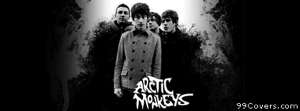 arctic monkeys Facebook Cover