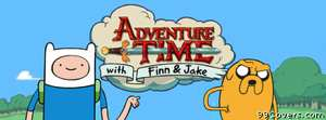 adventure time Facebook Cover Photo