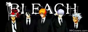 bleach Facebook Cover Photo