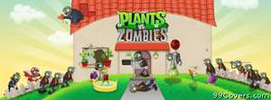 plants vs zombies Facebook Cover Photo