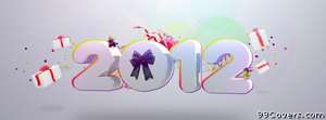 happy new years 2012 Facebook Cover Photo