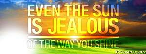 jealous shine at profile pic Facebook Cover Photo