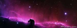 horse head nebula Facebook Cover Photo