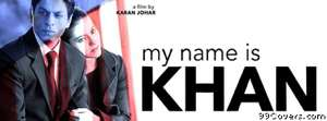 my name is khan Facebook Cover
